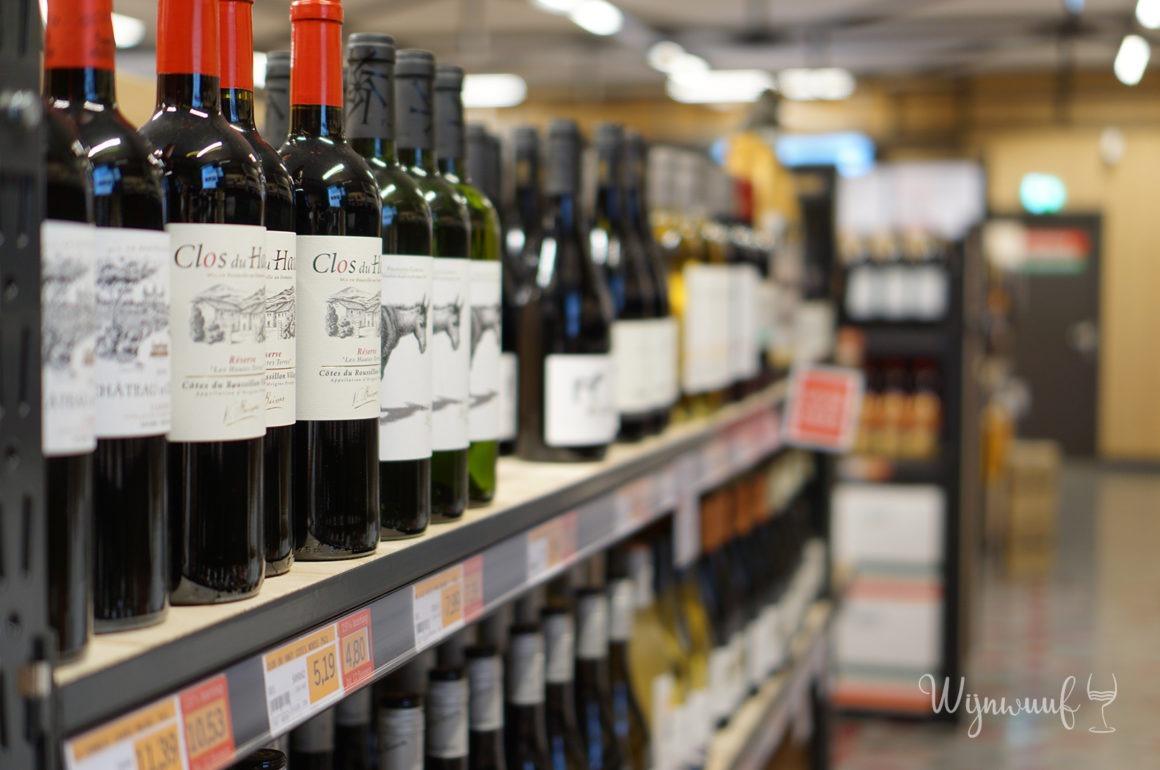 prijsverschil wijn