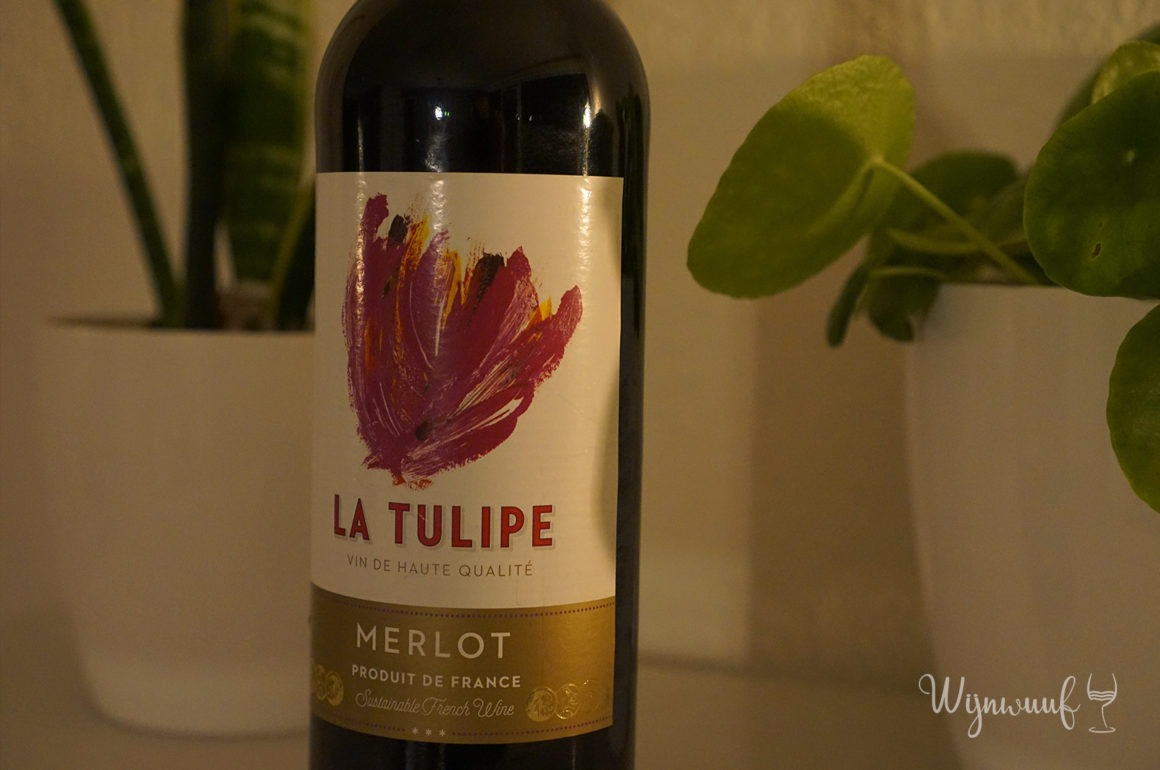 La Tulipe merlot Ilja Gort