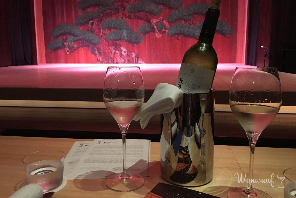 Wijn in Japan