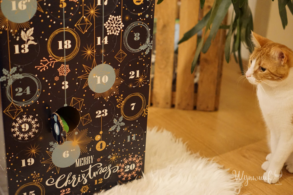 wijn adventkalender