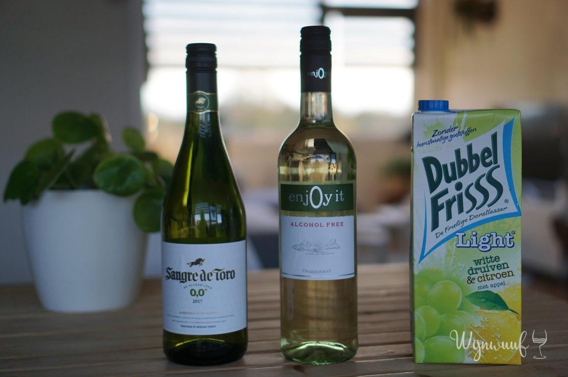Test alcoholvrije wijn