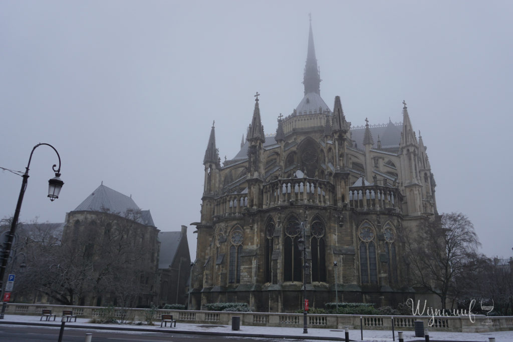 reims kathedraal champagne