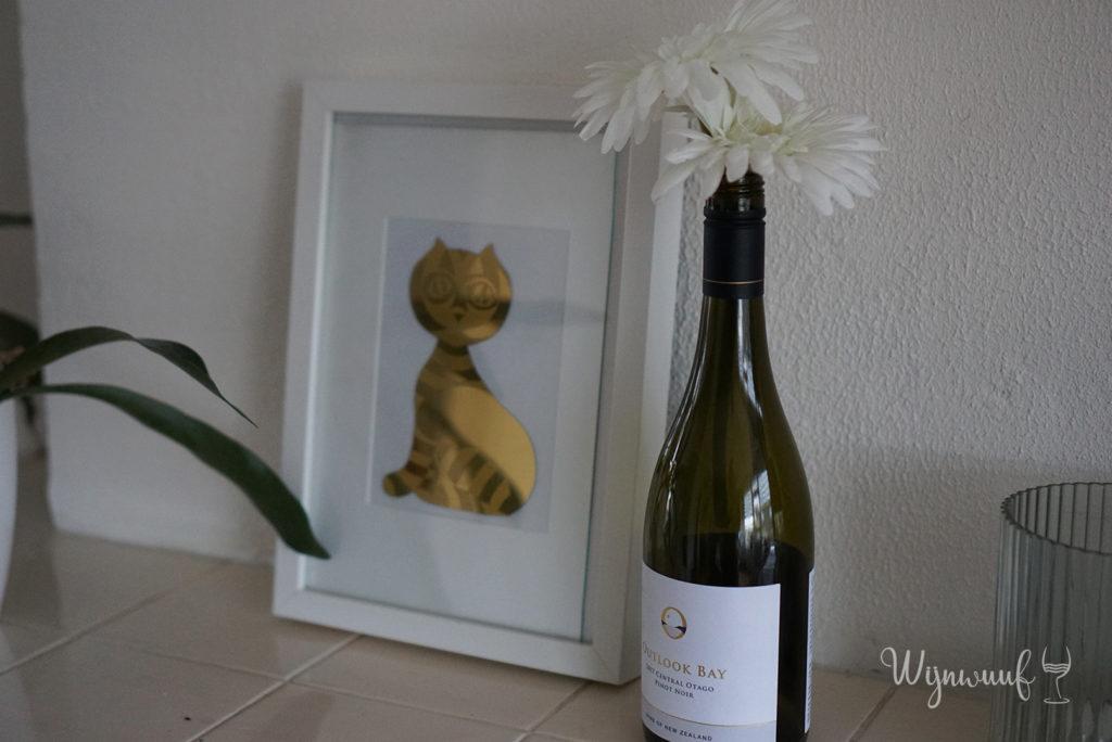 vaas wijnfles