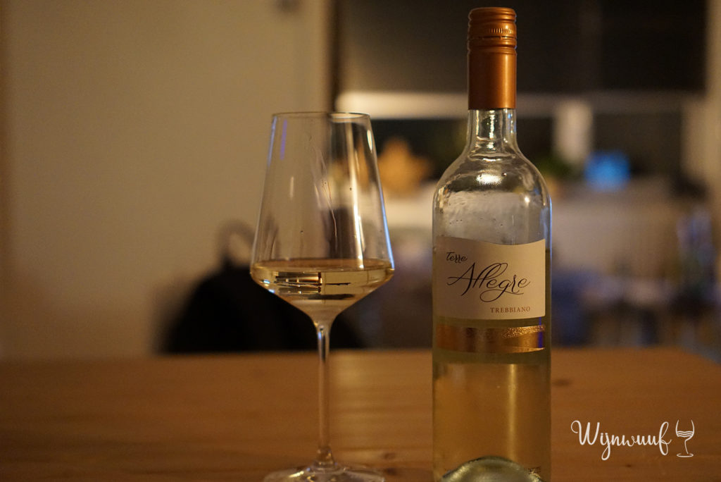 review trebbiano