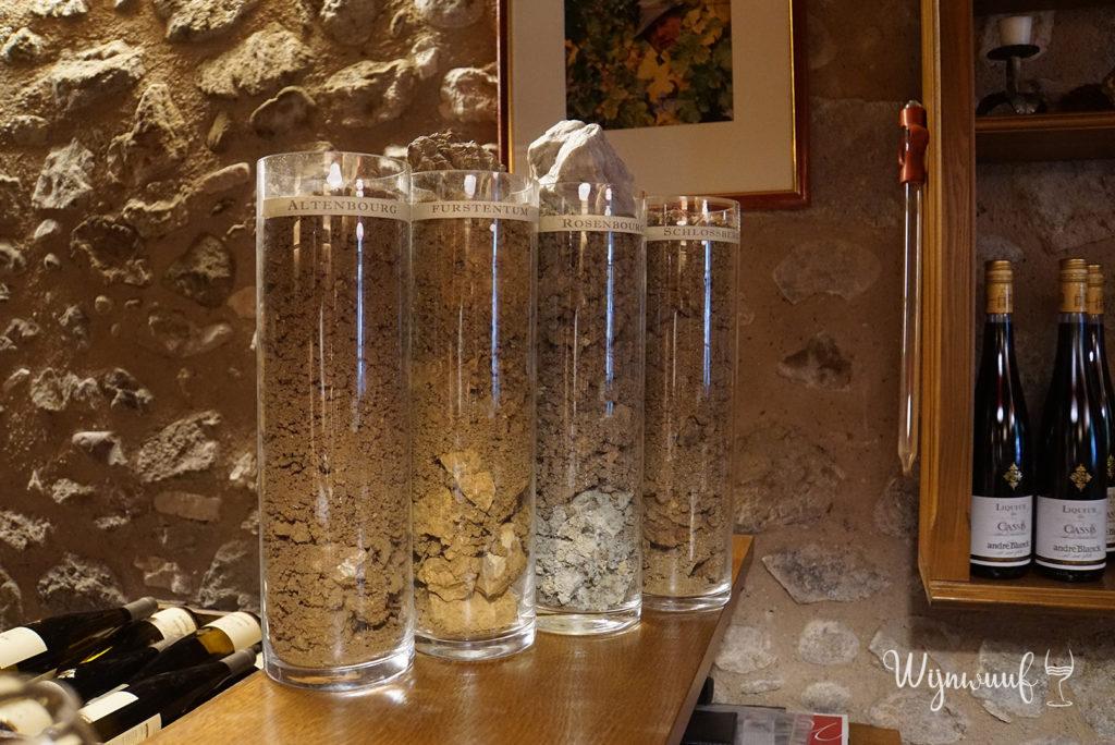 Wijnen uit de Elzas