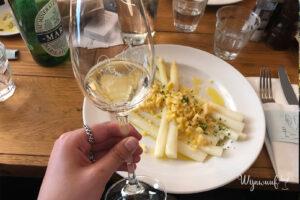 Wijn-spijs, wijn en eten combineren