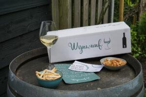 wijnpakket wijncadeau fris wit